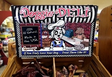 Dog Treats - Baked Dog Biscuits - Doggie Deli