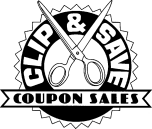 Clip and save coupon sales